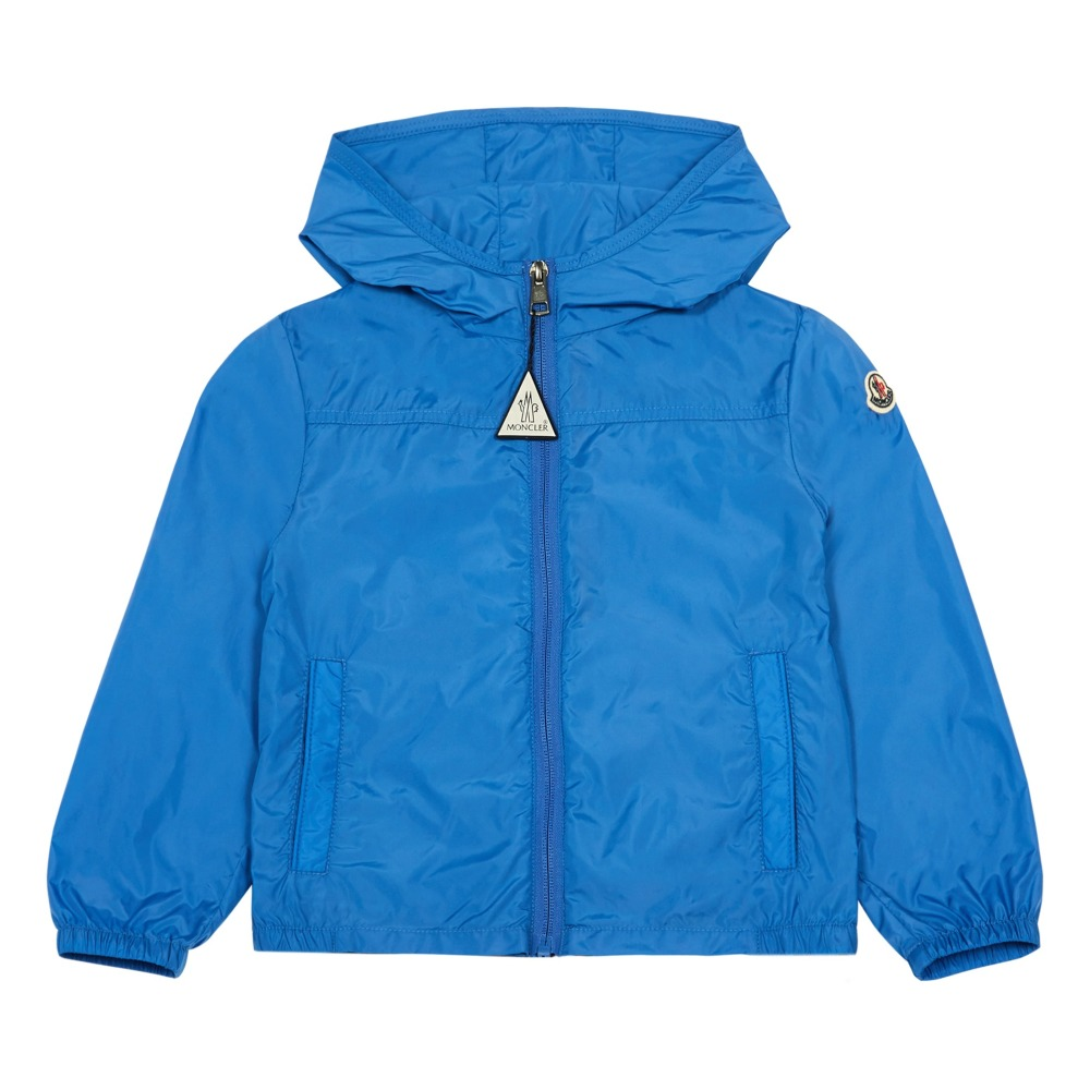6cff8ab6f Fronsac Hooded Jacket Blue Moncler Fashion Teen , Children. «