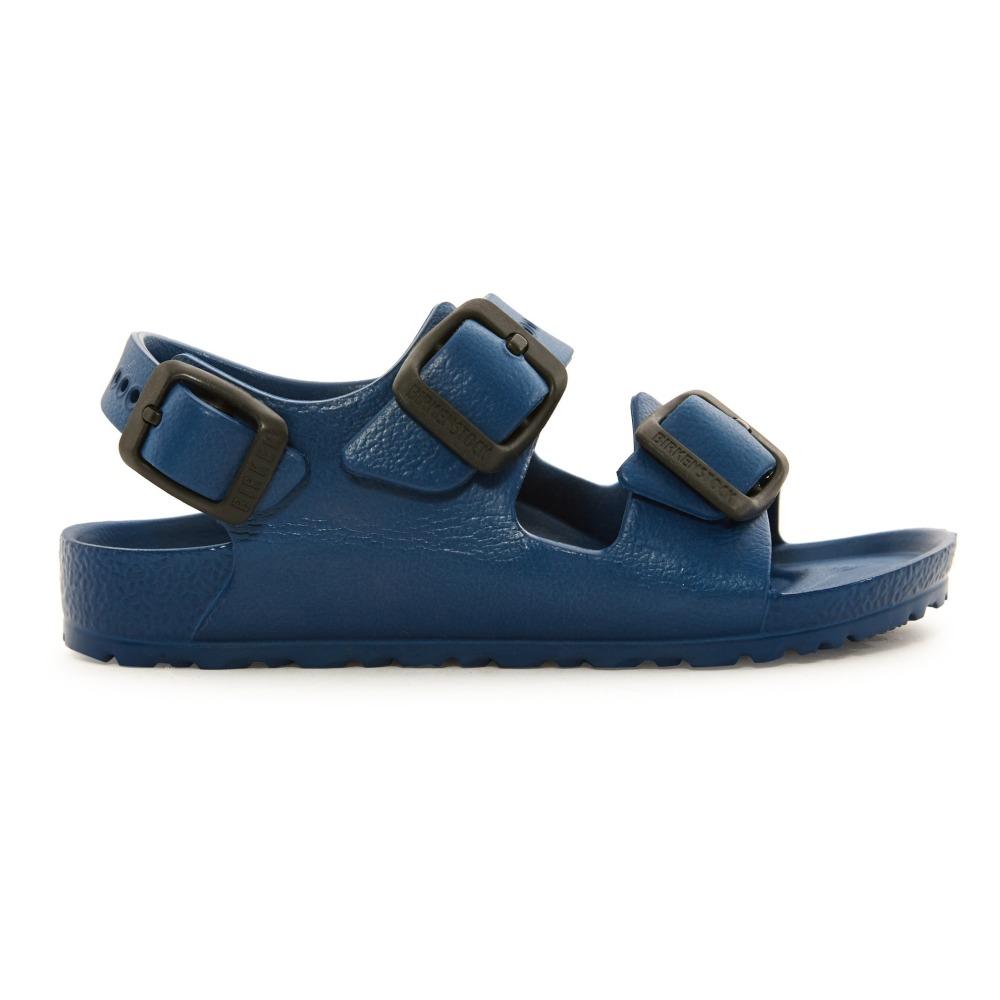 65f20630209 Eva Milano Sandals Navy blue Birkenstock Shoes Children. «