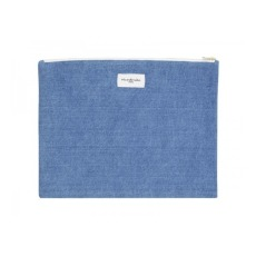 product-Rive Droite Pochette Barbette en denim