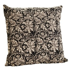 product-Madam Stoltz Printed Cotton Cushion