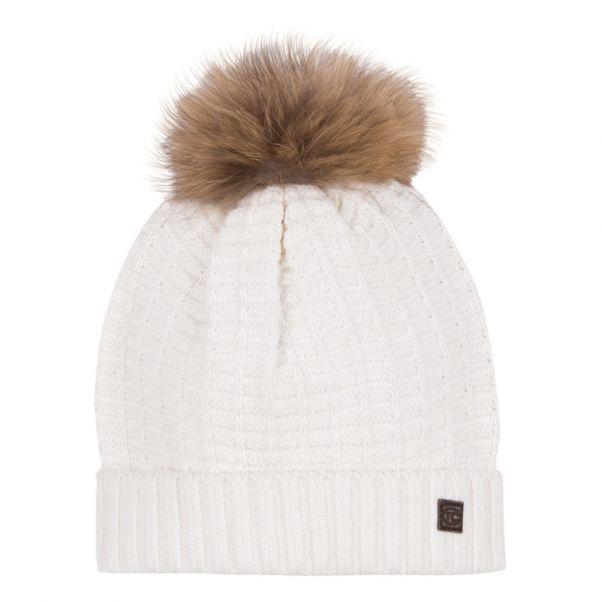 Textured Hat Ecru Tartine et Chocolat Fashion Children f004028c355