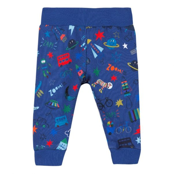 be800ac7ac6c8 Syler All-Over Jogger Royal blue Paul Smith Junior Fashion Baby