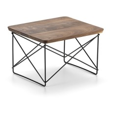 product-Vitra Table d'appoint Occasional LTR - Piétement epoxy - Charles & Ray Eames, 1950
