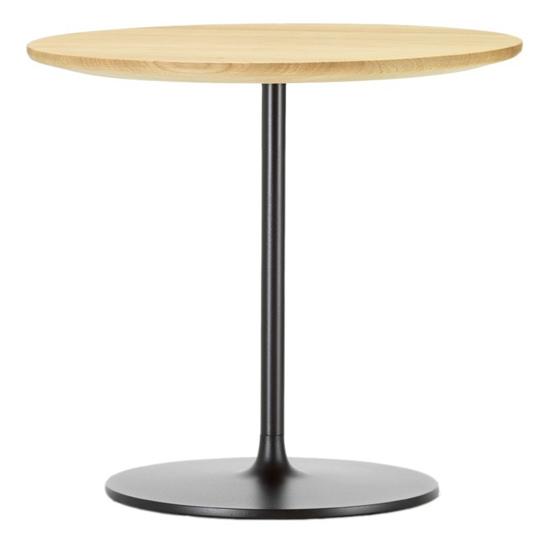 Occasional Low Table 45 Chocolate Base Jasper Morrison 2016