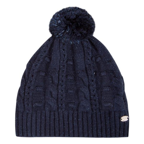 Lurex Hat Navy blue Tartine et Chocolat Fashion Children 61529946ad9