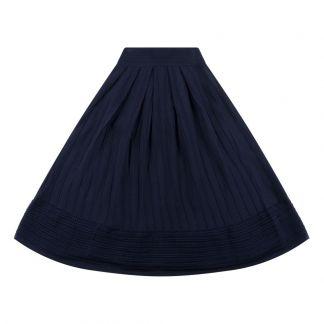 5983837a821e Cuisse de Grenouille Fresh Nylon Knit Maxi Skirt-listing