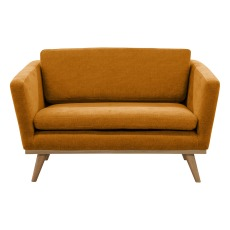product-Red Edition 120 Sofa -  Oak Wood Base, Fabric