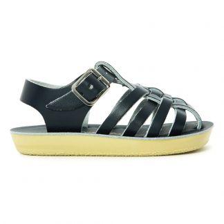 7788841857844 Sailor Waterproof Leather Sandals Camel Salt-Water Shoes Baby
