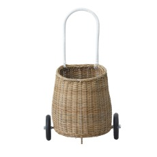 product-Olli Ella Luggy Wheeled Rattan Basket