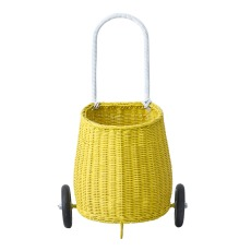 product-Olli Ella Luggy Wheeled Rattan Kids Basket