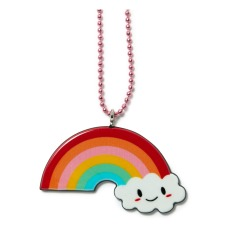 product-Pop Cutie Rainbow Necklace