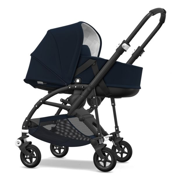 Bee5 Expandable Classic Pushchair Complete Black Frame