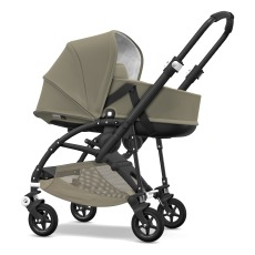 product-Bugaboo Bee5 Expandable Classic Pushchair Complete, Black Frame