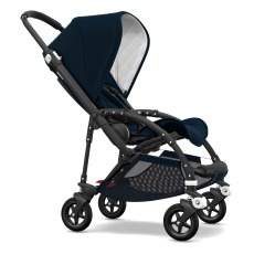product-Bugaboo Bee5 2ème Age Classic Pushchair Complete, Black Frame