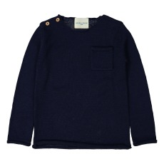 product-Louis Louise Bob Merino Wool Jumper
