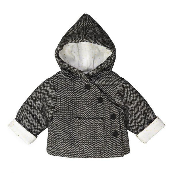 84684c663d235 Glace Coat Grey Louis Louise Fashion Baby