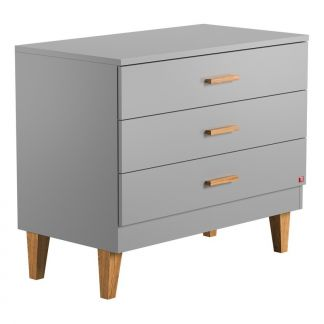 Lounge Oak Drawer Light grey