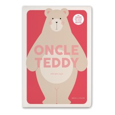 product-Marcel & Joachim Oncle Teddy Book - Atelier Sage