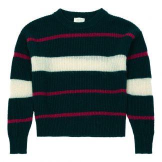 Pull Jacquard Danmark Ecru Indee Mode Adolescent , Enfant 615abb121892