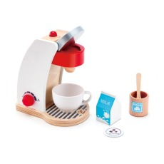 product-Hape Wooden Coffee Machine