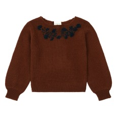 product-Louis Louise Cannelle Wool and Alpaca Jumper