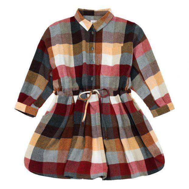 1ae0b6b4aa7 Izumi Dress Burgundy Morley Fashion Teen