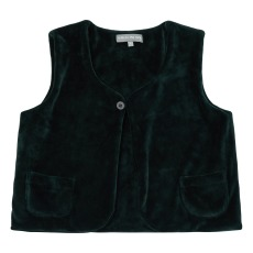 product-Milk on the Rocks Pablo Faux Fur Gilet