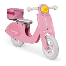 product-Janod Mademoiselle Scooter with Luggage