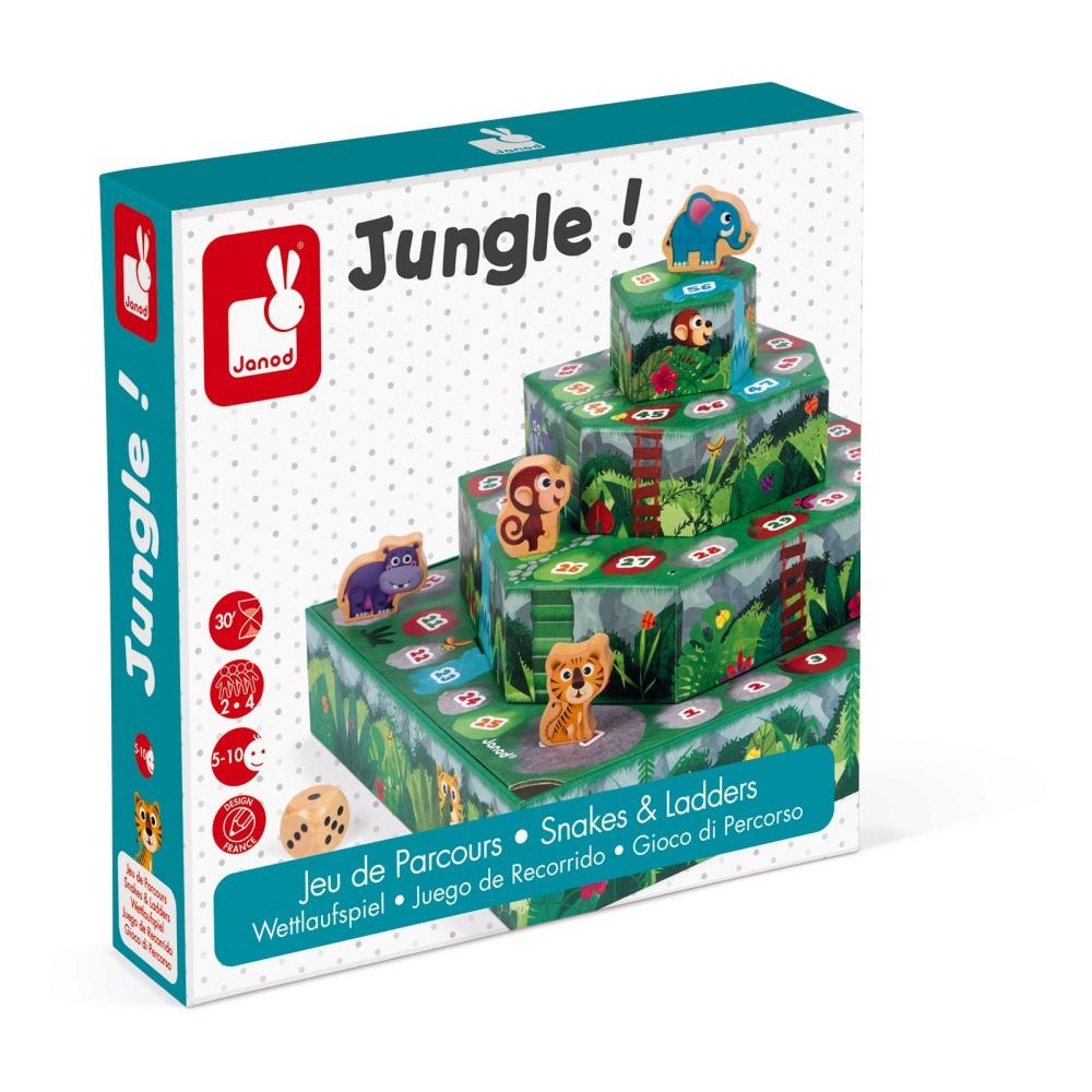 Dschungel Spiele