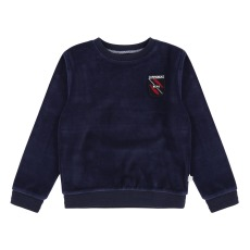 product-Carrement Beau Velvet Sweatshirt