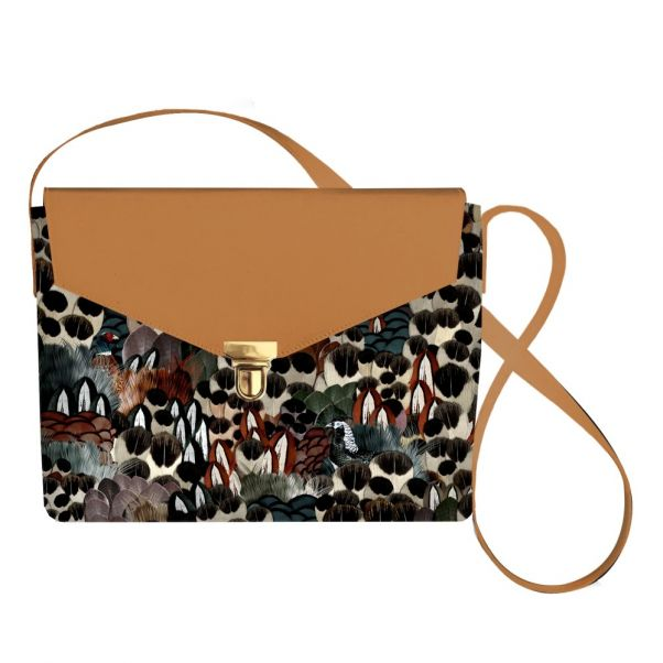 Two-Fabric Bag Camel Maison Baluchon Fashion Adult. « 01bced0bc7fcd