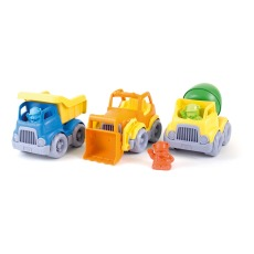 product-Green Toys Bulldozer - Set of 3