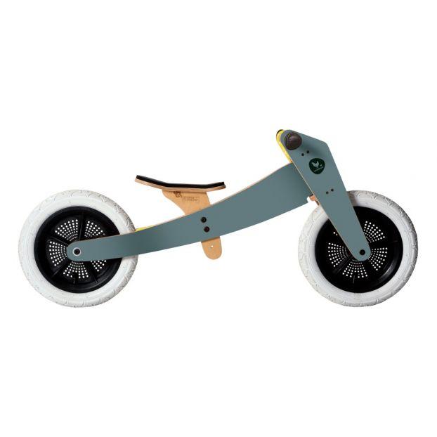 Bici sin pedales Classic 3 en 1 Gris