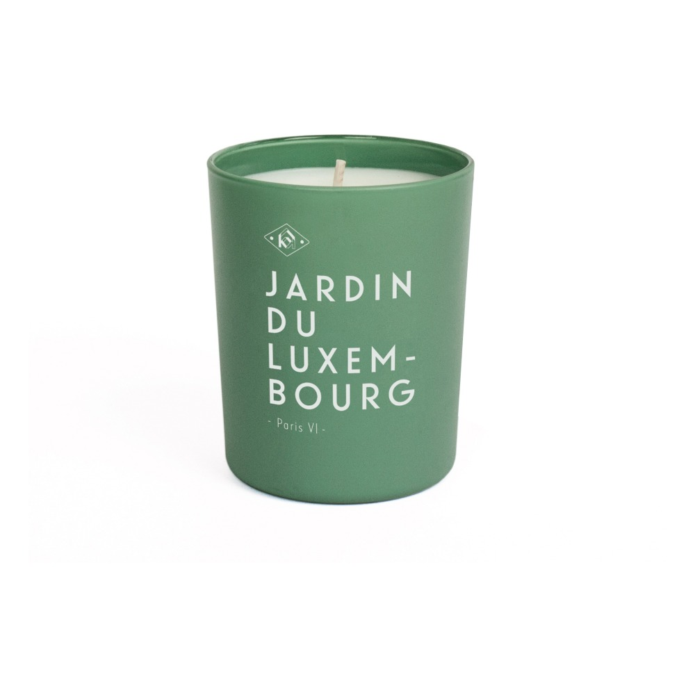 Bougie parfumée Jardin du Luxembourg - 185 g