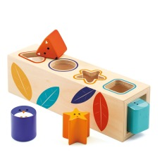 product-Djeco BoitaBasic Box of Shapes