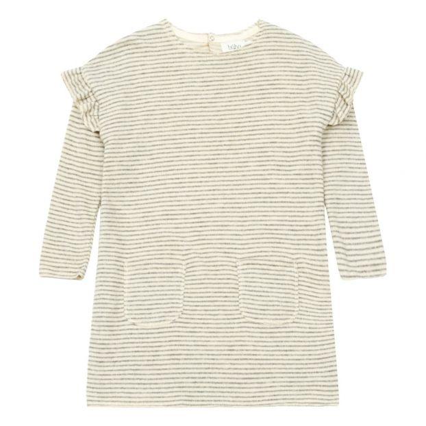 885c2d620 Kitty Knitted Dress Ecru Buho Fashion Children