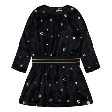 product-Blune Kids Robe Velours Etoiles Make a Wish