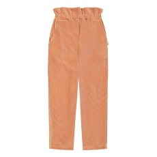 product-Blune Kids Fox Trot High Waisted Velvet Trousers
