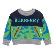 product-Burberry Dawn Cachemire Sweater