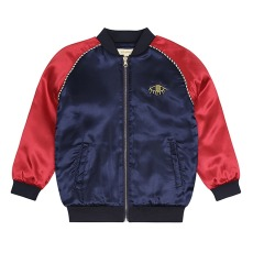 product-Soft Gallery Sandy Baseball Jacket
