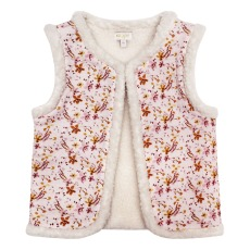 product-Moon Paris Gilet Fourré Iris