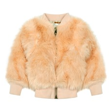product-Rylee + Cru Faux Fur Jacket
