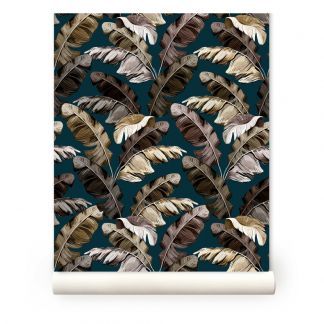 Maison Baluchon Tropical N°13 Wallpaper -product 0ba66c7df17e9