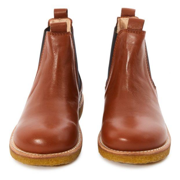 c77269c910a0cf Chelsea Boots Cognac Angulus Shoes Children