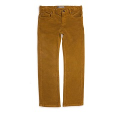 product-Bonpoint Dylan Velvet Striped Trousers
