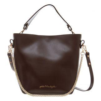 bfd5213d0bfa Petite Mendigote Louis Leather Bag -listing