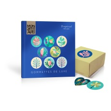 product-Mon Petit Art Tropical Luxe Stickers - 250 Pieces