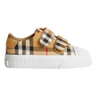 premium selection 51f6a 1f02b Belside sneakers con velcro Bianco
