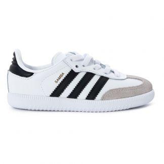 meet 67e53 9d830 Adidas Zapatillas Cordones Cuero Samba-listing