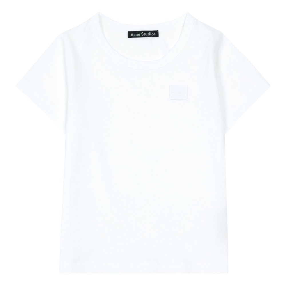 62ed1220b1c0c Mini Nash T-shirt White Acne Studios Fashion Children. «